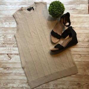 Theory Cashmere Sweater Tank Top